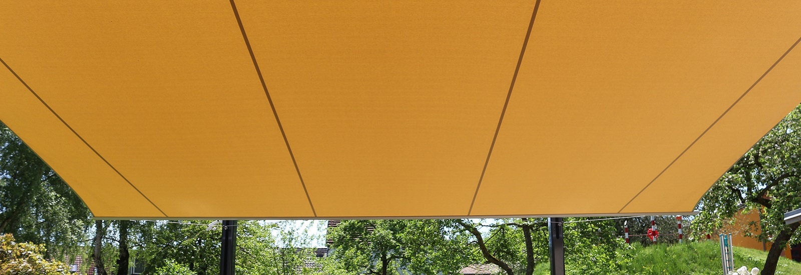 Sunshield Shade Sail System